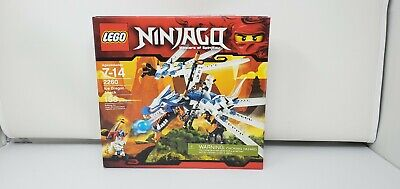 Sealed Set Krazi Attack Ninjago Ice Zane Dx 2260 Dragon Lego Brand New Ygfb6yI7v