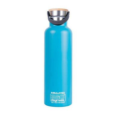 750ML AQUA 360 Degrees Vacuum Insulated Drink Bottle