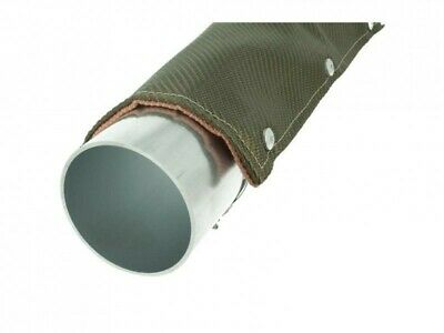 Titanium Heat Protection for Pipes 60cm length