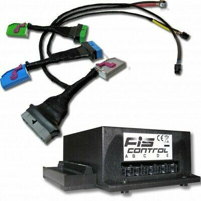 FIS-Control VW Passat 3B (till 2001 *please refer to note)