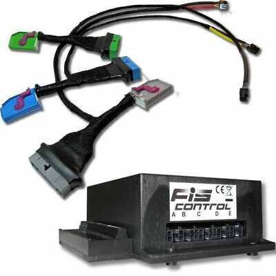 FIS-Control VW Passat 3BG (from 2001 *please refer to note)