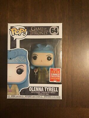 Funko Pop! Olenna Tyrell Game Of Thrones #64 BoxLunch Exclusive 2018 SDCC GOT