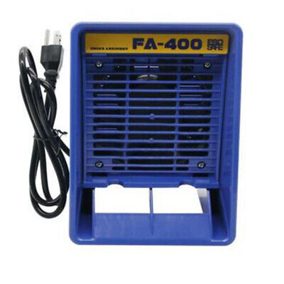 1pc Smoke Absorber FA-400 Soldering Fume Extractor Accessory 169*213*112.5mm