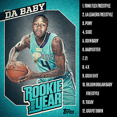 Big Mike/ Da Baby - Rookie Of The Year (Mix Cd)