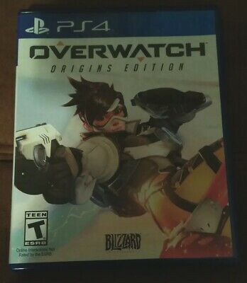 Overwatch (Origins Edition) - PS4 Video Game