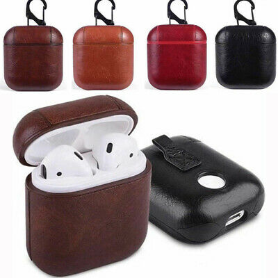 For Apple AirPods Charging Case Protective Heavy Duty Rugged Cover Earphone Skin