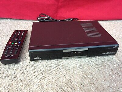 HUMAX FOXSAT-HD - Freesat HD Satellite Receiver With Remote