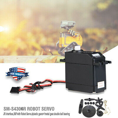9g Servo 360 Degrees Continuous Rotation Variable Speed Bi-directional FSEN ■