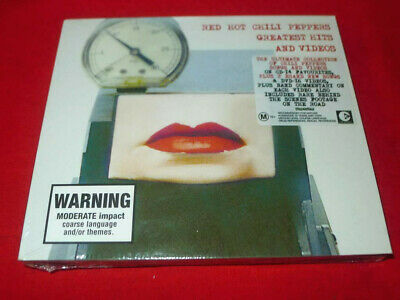Greatest Hits And Videos  by Red Hot Chili Peppers CD+DVD