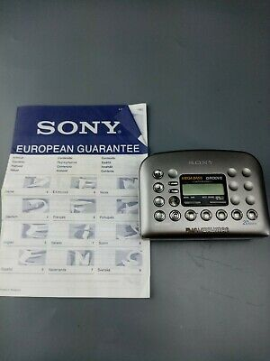 Rare Retro Sony Wm-Fx483 Tested And Fully Working With Original Guarantee Fm/Am