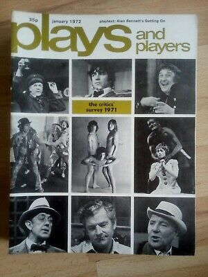 Plays and Players - January 1972