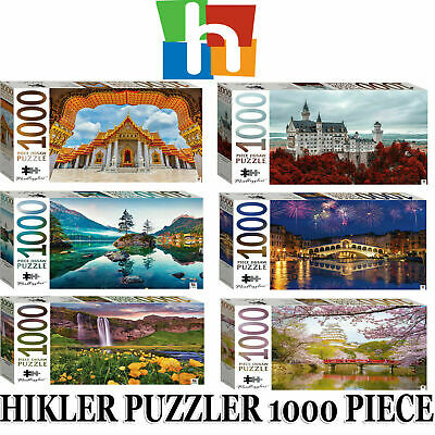 Mindbogglers - 1000 Pieces Jigsaw Puzzle Cameo Island, Greece By Hinkler Free