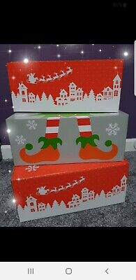 Christmas Eve Boxes Wholesale Bulk Buy Joblot All New And Sealed x30 altogether