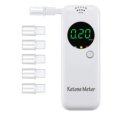 GDbow Ketone Breath Analyzer for Ketosis Testing with People on Healthy Diet