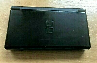 Nintendo DS Lite Console Black with Harry Potter Deathly Hallows part 1