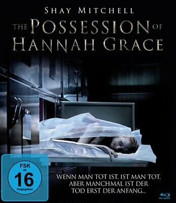 The Possession of Hannah Grace (Blu-ray - NEU) mit Verleihrecht