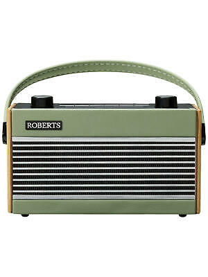 ROBERTS Rambler DAB/DAB+/FM Digital Radio - Green (ML3524)