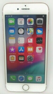 Apple iPhone 7 - 32GB - Rose Gold - Factory Unlocked; AT&T / T-Mobile