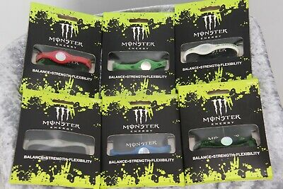 Monster Energy PULSERA Brazalete Power Balance Holograma