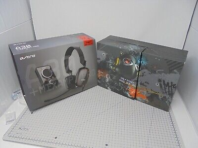 NEW - Astro A30 Gaming Headset - PC/PS4/Xbox - Black - AA301