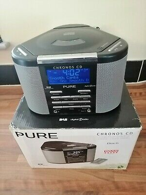 Pure Chronos Cd/Dab Radio Player