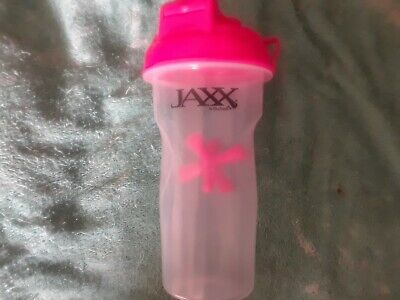 Jaxx Fit&Fresh 28oz Blender Bottle Pink