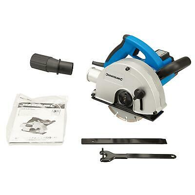 1700W Electric Wall Chaser 150mm cuts clean channels into plaster,brick,concrete
