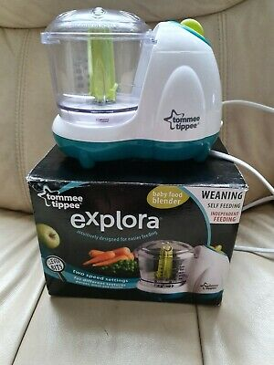 Tommee Tippee Baby Food Blender perfect for small portions