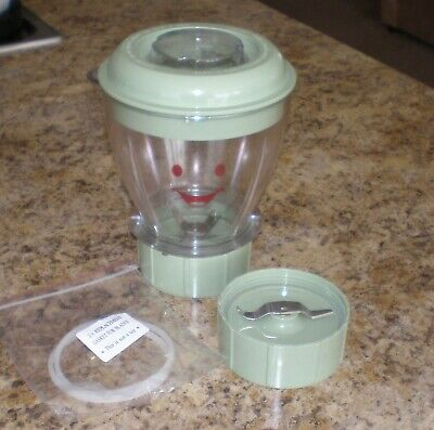 Magic Baby Bullet BB-101 Batch Bowl with Lid and Two Blades