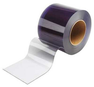 TMI 999-00117 Flexible Bulk Rolls,Smooth,8in,Clear,PVC