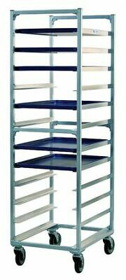 NEW AGE 1333 Full Bun Pan Rack,End Load,12 Capacity