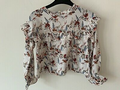 Girls Next Age 5 Years Floral Top Blouse