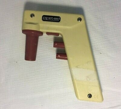 Drummond Pipet-Aid pipette XP dispenser Brown w/ Original Charger & NEW BATTERY!