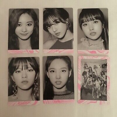 Twice Fancy You Preorder Benefit Photocard Mint Condition Select Kpop