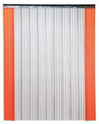TMI 999-00030 Industrial Strip Door,Ribbed,8ftHx5ftW