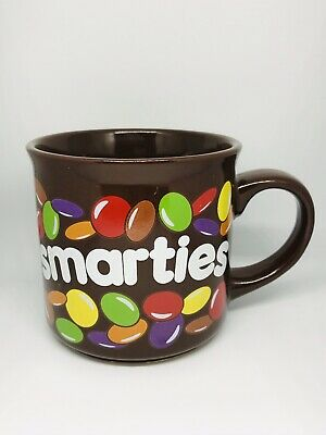 Vintage Nestle Smarties Mug By Hornsea Collectable Excellent Condition