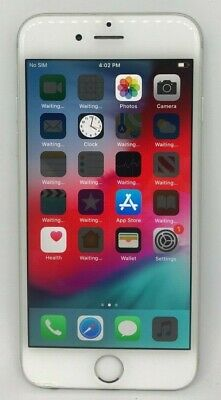 Apple iPhone 6 - 64GB - Silver - Factory Unlocked; AT&T / T-Mobile / Global