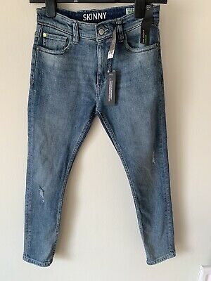 Boys Age 10 Years Next Skinny Jeans New With Tags