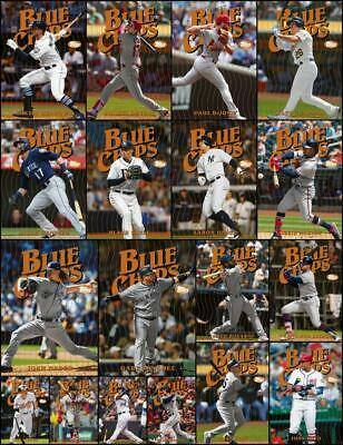 Topps BUNT FINEST 2019 [18 CARD BLUE CHIPS SET] Judge/Bregman/Hader/Soto/Voit+++