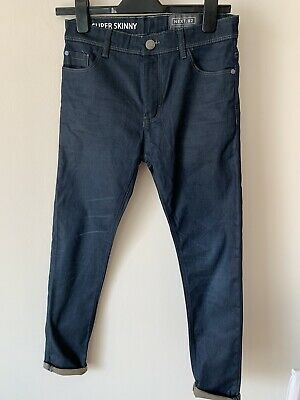 Boys Next Age 14 Super Skinny Smart Jeans