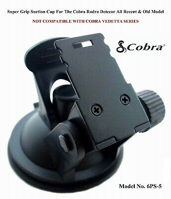 New Designed Suction Cup For The COBRA Radar Detector All Recent New & Old Model
