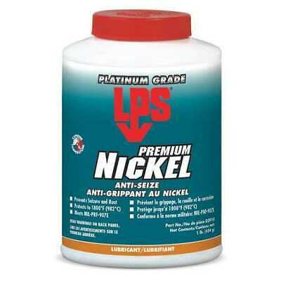LPS 03910 Nickel Anti-Seize,Jar,16 oz. Net Weight