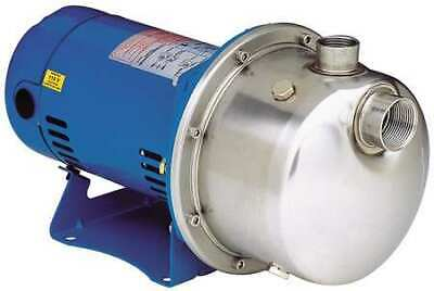 GOULDS WATER TECHNOLOGY LB1035 Booster Pump, 1HP, 3Ph, 208-230/460V