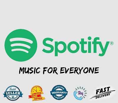 🔥 Spotify Premium Account 🎵 Lifetime Subscription/Warranty 🚀 FAST Delivery 🔥