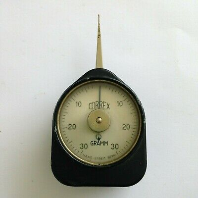 Correx HAAG Streit 0-50 Gram Force Tension Gauge