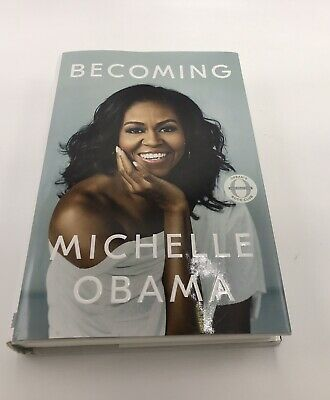 Becoming - Michelle Obama Hardcover Book