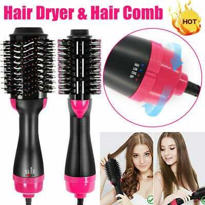 3 in 1 Pro Collection Salon One-Step Hair Dryer and Volumizer Comb FK