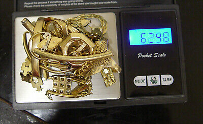 Scrap Gold Lot 62.98 Grams 14k & 4.51 Grams 10k All No Stones NO OFFERS PLEASE!