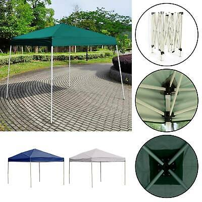 3 x 3 m POP UP FOLDING GAZEBO HEAVY DUTY WEDDING PARTY TENT MARQUEE UK