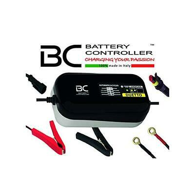 Carica Batterie Moto BC DUETTO Batterie Piombo Acido Litio
